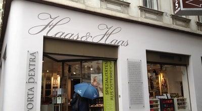 Photo of Tea Room Haas & Haas Teehaus at Stephansplatz 4, Wien 1010, Austria