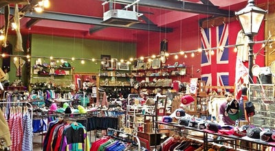 Photo of Thrift / Vintage Store Blitz Vintage Department Store at 55-59 Hanbury St, London E1 5JP, United Kingdom