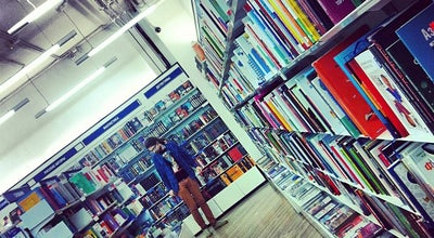 Photo of Bookstore Республика at 1-я Тверская-ямская Ул., 10, Москва 125047, Russia