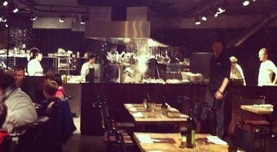 Photo of Italian Restaurant Prego at Place Jourdan 58-61, Brussels 1040, Belgium