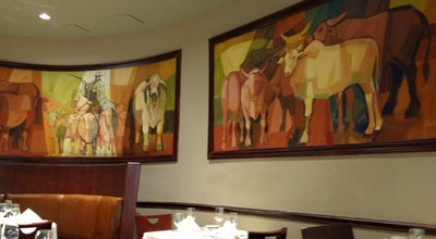 Photo of Steakhouse Mac's Steakhouse at 12 Gerard St, Huntington, NY 11743, United States
