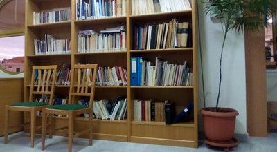 Photo of Library Δημοτική Βιβλιοθήκη Καβάλας at Κασσάνδρου 11α, Καβάλα 654 03, Greece
