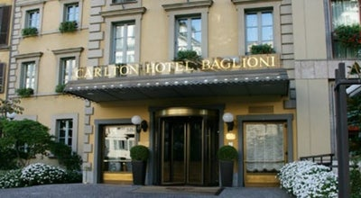 Photo of Restaurant Baglioni Hotel Carlton at Via Senato 5, Milan 20121, Italy