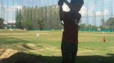 Photo of Golf Course SRC Golf at Mahachai, Thailand