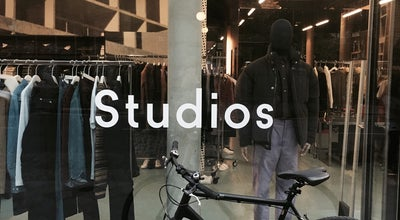 Photo of Clothing Store Acne Studios at Weinmeisterstraße 2, Berlin 10178, Germany