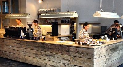 Photo of Coffee Shop The Barn - Roastery at Schönhauser Allee 8, Berlin 10119, Germany