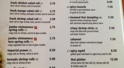 Photo of Asian Restaurant Green Papaya at 2401 Yonge St, Toronto M4P 3H1, Canada