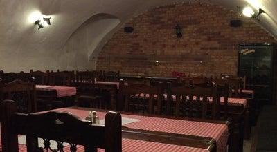 Photo of Modern European Restaurant Minerva at Michalska Namestie, 3, Bratislava 811 01, Slovakia