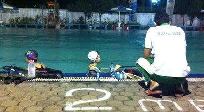 Photo of Water Park Kolam Renang Puri Nirwana Estate at Indonesia