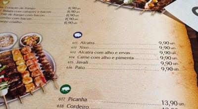 Photo of Steakhouse Churrasquim at Rua Altamiro Guimarães, 2297, Florianopolis 88015-510, Brazil