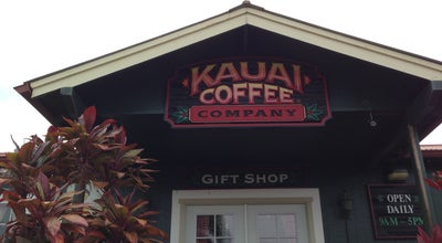 Photo of Farm Kauai Coffee Company at 870 Halewili Road, Kalaheo, HI 96741, United States