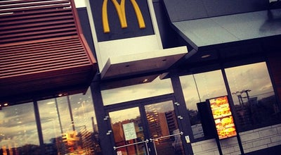 Photo of Fast Food Restaurant McDonald's & McCafé at Vihorlatská 2/b, Prešov 080 01, Slovakia