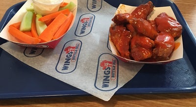 Photo of American Restaurant Buffalo Bill Wings at 5248 Queen Mary Road, Montreal H3W 1X5, Canada