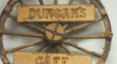 Photo of American Restaurant Duncan's Cafe at 501 S Main St, Council Bluffs, IA 51503, United States