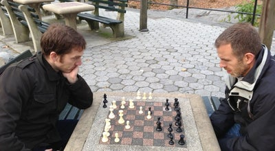 Photo of Athletics and Sports Central Park Chess & Checkers House at Central Park Drive At 65th St Transverse, New York, NY 10065, United States