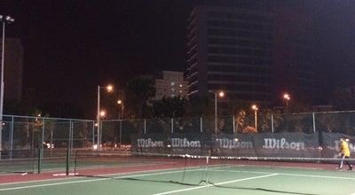 Photo of Tennis Court MITC Tennis Complex at Malaysia