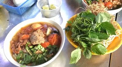 Photo of Vietnamese Restaurant Bún Riêu Nguyễn Cảnh Chân at 18/5 Nguyễn Cảnh Chân, Ho Chi Minh City, Vietnam
