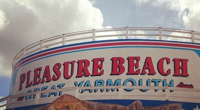 Photo of Theme Park Pleasure Beach at South Beach Parade, Great Yarmouth NR30 3EH, United Kingdom