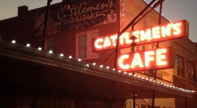 Photo of American Restaurant Cattlemen's Steakhouse at 1309 S Agnew Ave, Oklahoma City, OK 73108, United States