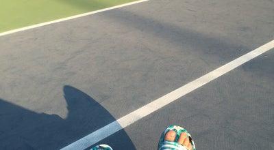 Photo of Tennis Court สนามเทนนิส (Tennis court) at Thammasat University, Khlong Nueng 12120, Thailand