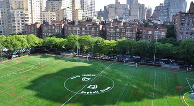 Photo of Tourist Attraction Asphalt Green at 1750 York Avenue, New York City, NY 10128, United States