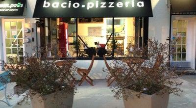 Photo of Italian Restaurant Bacio Pizzeria at 81 Seaton Pl Nw, Washington DC, DC 20001, United States