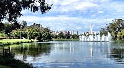 Photo of Park Parque Ibirapuera at Av. Pedro Álvares Cabral, S/n, São Paulo 04094-000, Brazil