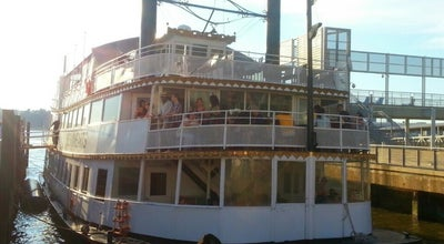 Photo of Boat or Ferry NY Waterway Tour Terminal Pier 78 at W. 38th Street, New York City, NY 10018, United States
