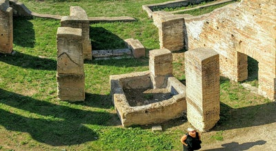Photo of Historic Site Ostia Antica at Viale Dei Romagnoli 717, Roma 00119, Italy