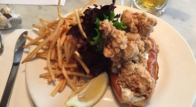 Photo of American Restaurant Pearl Oyster Bar at 18 Cornelia St, New York, NY 10014, United States