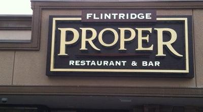 Photo of American Restaurant Flintridge Proper at 464 Foothill Blvd, La Canada Flintridge, CA 91011, United States