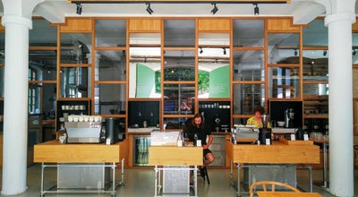 Photo of Cafe Bonanza Coffee Roasters at Waldemarstr. 37a, Berlin 10999, Germany