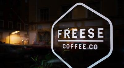 Photo of Cafe Freese Coffee Co. at Freesenkatu 5, Helsinki 00100, Finland