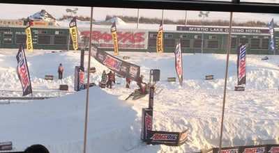 Photo of Racetrack Amsoil Snocross Series-Canterbury Park at Shakopee, MN 55379, United States