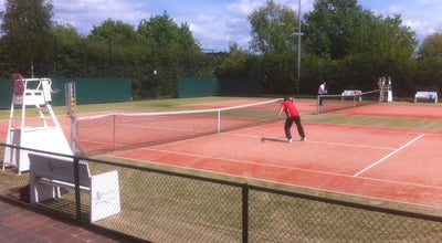 Photo of Tennis Court TV Nieuwland at Nieuwlandseweg 4, Amersfoort 3824 XT, Netherlands