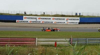 Photo of Racetrack CPZ Tarzanbocht at Netherlands