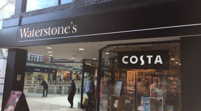 Photo of Bookstore Waterstones at 50-52 Smithford Way,, Coventry CV1 1DX, United Kingdom