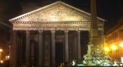 Photo of Italian Restaurant Da Fortunato Al Pantheon at Via Del Pantheon 55, Rome 00186, Italy