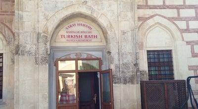 Photo of Spa Edirne Tarihi Saray Hamamı at Selimiye Camii Arkası, Edirne, Turkey