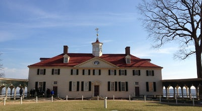Photo of Historic Site Mount Vernon Mansion at 3200 Mount Vernon Memorial Hwy, Mount Vernon, VA 22121, United States