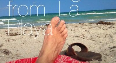 Photo of Beach La Playa at Hallandale, FL, United States