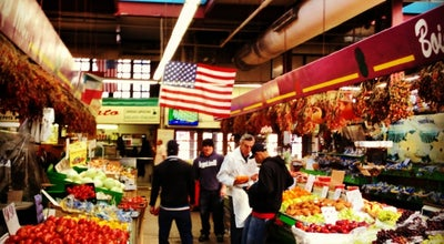 Photo of Monument / Landmark Arthur Avenue Retail Market at 2344 Arthur Ave, New York City, NY 10458, United States