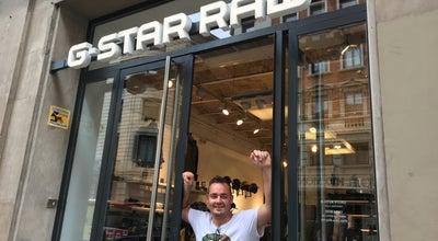 Photo of Men's Store G-Star Raw at Provença, 257, Barcelona 08008, Spain
