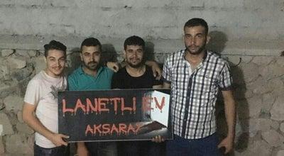 Photo of Arcade Lanetli Ev at İstiklal Mah. 59.cad. No 47, Aksaray 68100, Turkey