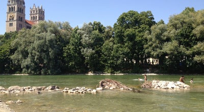 Photo of River Isar at Isarring, München, Germany