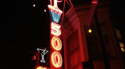 Photo of Other Venue 500 Club at 500 Guerrero Street, San Francisco, CA 94110, United States