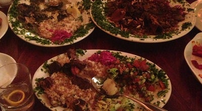 Photo of Mediterranean Restaurant Tanoreen at 7523 3rd Avenue, Brooklyn, NY 11209, United States