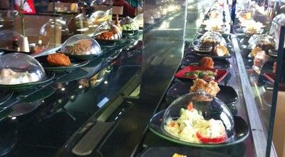 Photo of Japanese Restaurant Wasabi Running Sushi & Wok Restaurant at Podmaniczky Utca 21., Budapest 1065, Hungary