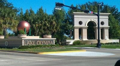 Photo of Lake Lake Olympia at 2100 Lake Olympia Pkwy., Missouri City, TX 77459, United States