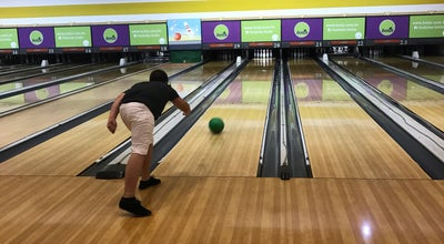 Photo of Bowling Alley Boliche Grand Plaza Shopping at Av. Industrial, Santo André, Brazil
